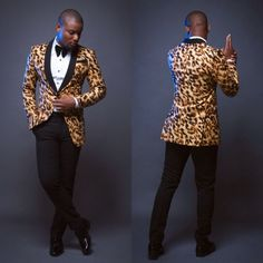 """Jason Porshe's """"Bella Vista"""" Collection African Wedding Attire, African Attire, African Wear, African Suits, African Clothing For Men, African Print Fashion, Costume Africain, Mens Fashion Wear, Man Fashion"""