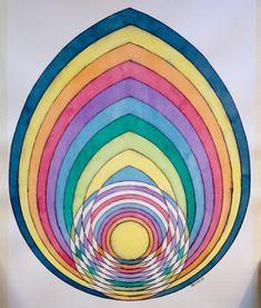 Regolo — Fractal Platonic Solid, Geometry Pattern, Sacred Geometry, Fractal Geometry, Math Art, Flower Of Life, Geometric Art, Neon Colors, Fractals