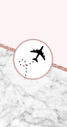 Viagens Logo Instagram, Pink Instagram, Story Instagram, Instagram Story Template, Cute Pastel Wallpaper, Pink Wallpaper Iphone, Travel Wallpaper, Tumblr Wallpaper, Instagram Background