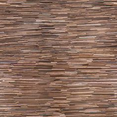 Rain Recycled Teak Wall Panel