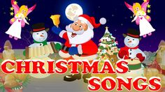 """The Holiday season is here :) :) As our Christmas gift to all children around the world, we present the """"Ultimate Christmas Compilation"""" of the Top 50 Kids C..."""