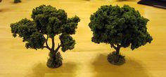 1000 Foot General: Flocktober! Improving Wargame Trees Tutorial