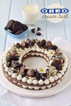 Sprinkles Dress: Cream tart Oreo