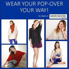 """Our """"Pop-Over"""" Shirt is super versatile-- who doesn't love a comfortable yet stylish shirt you can wear day to night? Stylish Shirts, Style Guides, Ava, What To Wear, Ootd, Night, Grey, Fashion Tips, Outfits"""