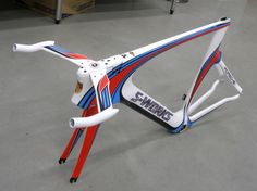 Martini Livery - Post Your Pics Bicycle Paint Job, Bicycle Painting, Cycling Art, Cycling Bikes, Power Bike, Retro Bike, Push Bikes, Martini Racing, Electric Bicycle