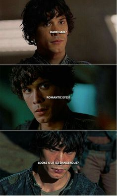 Bellamy Blake (bob morley) I love the way he looks in the picture espically the last one and tge way the sayings discribw him The 100 Cast, The 100 Show, Bellarke, The 100 Serie, Bellamy The 100, The 100 Quotes, 100 Memes, Will Herondale, Bob Morley