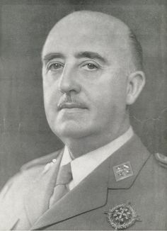 Francisco Franco Bahamond--(December 1892 – 20 November 1975) was a Spanish general who ruled over Spain as a military dictator for 36 years from 1939 until his death. As a conservative and a monarchist, he opposed the abolition of the monarchy and the establishment of a republic in 1931.