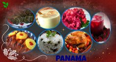 rosca de huevo, de panama rep panama   Traditional Panamanian Christmas Meal. Panama Christmas Foods