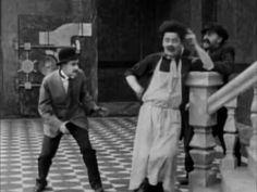 Charles Chaplin - The Bank (1915)