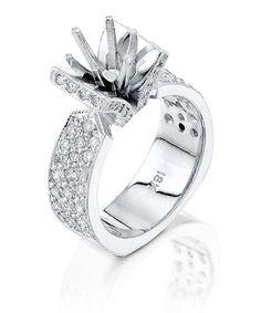 18k white gold diamond 3 stones halo engagement ring angle 5 halo Bridal Wedding Rings 18k white gold diamond 3 stones halo engagement ring angle 5 halo engagement rings pinterest halo engagement engagement and weddings