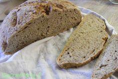 Pane con le trebbie d'orzo