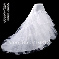 Bride wedding dress bustle /petticoat / wedding dress accessories Free Shipping 058-in Petticoats from Apparel & Accessories on Aliexpress.com    37$ Petticoat For Wedding Dress, Wedding Accessories, Wedding Events, Ballet Skirt, Tulle, Nyc, Train, Slip On, Elegant