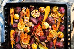 Here is a handy guide to roasting vegetables along with well over a dozen recipe ideas at the end. Print it out and hang it on your fridge. Then sharpen your knives, turn on the oven and get ready to roast.