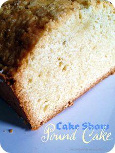 Life's Simple Measures: Secret Recipe Club: Cake Show Pound Cake