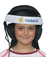 He developed the Electronic Ear, a device which utilizes electronic gating, bone conduction transducers and sound filters to enhance the uppermost missing frequencies. The goal is to tonify the muscles of the middle ear in order to sensitize the listener to the missing frequencies.  Tomatis began treating a number of other problems with the same methods, including reading problems, dyslexia, depression, severe schizophrenia, and even autism.   http://en.wikipedia.org/wiki/Alfred_A._Tomatis