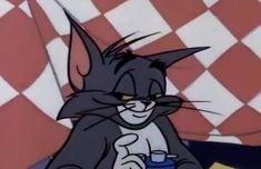 90s Cartoons, Cartoon Memes, Cartoon Icons, Cartoon Art, Funny Memes, Tom Meme, Tom And Jerry Memes, Tom And Jerry Cartoon, Cartoon Profile Pictures