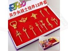 Chaveiro do Sailor Moons R$ 89,90
