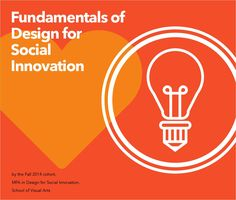 #NowReading SVA Fundamentals of #Design-for-#SocialInnovation 2014 - Created by the Fall 2014 cohort of the Fundamentals class in the MFA in Design for Social Innovation program at School of Visual Arts in New York. Produced under the mentorship of professors Marc Rettig and Hannah du Plessis, this book surveys frameworks, approaches, methods and skills for organizations, teams, and individual practitioners. #socinn #SVA #WhyDSI