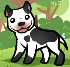 how to draw a pit bull for kids step by step animals for kids - Free Online Drawing For Kids