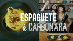 Espaguete à Carbonara   PRATO DO DIA até 10 REAIS