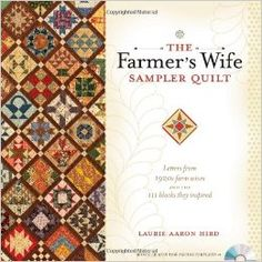 The Farmer's Wife Sampler Quilt: Letters from 1920s Farm Wives and the 111 Blocks They Inspired: Laurie Aaron Hird: 9780896898288: Amazon.com: Books