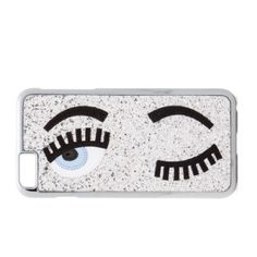 Nwt iPhone case for iPhone 6 & 6s Cute iPhone case for iPhone 6 & 6s . Silver glitter. Accessories Phone Cases