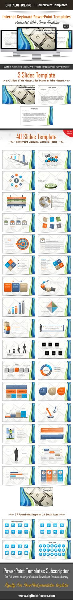 Powerpoint design, flow chart Presentations Pinterest Charts - visitor sign in sheet template