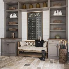 Rustic Mudroom Built Ins - Design, decor, photos, pictures, ideas ...