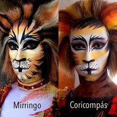 Cats- 2014 Mexican production (Luigi as Skimbleshanks & Coricopat)