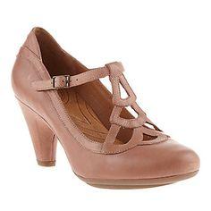 Indigo by Clarks Women's Plush Weave Mary Jane Shoes (FootSmart.com)