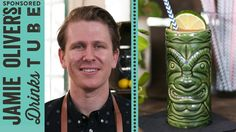 Walking Dead - Tropical Tequila Cocktail | Iain Griffiths | #24HrBarBuild