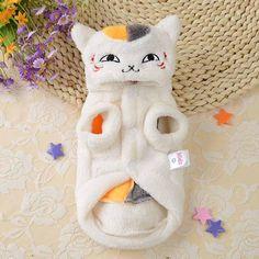 Winter Warm Cat Clothing