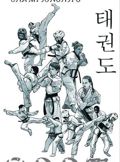 TKD illustration III