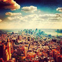 Can #NYC be any more beautiful?