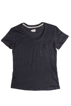 Bridge & Burn Weber Linen Knit Tee