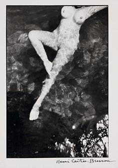 Henri Cartier-Bresson, 1933.