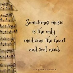 music is the only medicine the heart and soul need.Sometimes music is the only medicine the heart and soul need. Music Is Life, My Music, Opera Music, Soul Music, Sebastien Bach, Mundo Musical, Music Heals, Music Therapy, Lectures