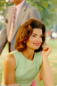 Jacqueline Kennedy Onassis is undeniably one of the greatest style icons of the last century. Click through to see her most memorable looks in 27 photos.