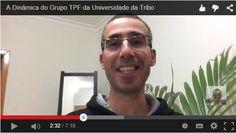 Hey…Olha o meu novo Vídeo!  A Dinâmica do Grupo TPF da Universidade da Tribo  Na Universidade da Tribo trabalha-se a sério!  Ver Vídeo: https://youtu.be/h2xm9M_4GIk