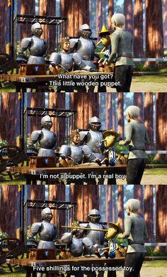 DreamWorks Movies ... Shrek