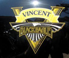 Vintage Motorcycle Logos