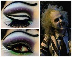 Beetlejuice Eyeshadow https://www.makeupbee.com/look.php?look_id=89591