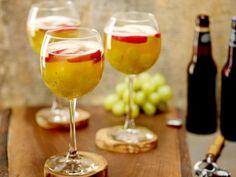 Beer Sangria recipe from Food Network Kitchen via Food Network