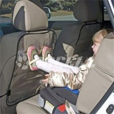 Seat Marbella 88-93 2 X Car Back Seat Protector Kick Kids Car Tidy Attractive Designs; Car Seat Accessories