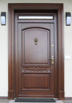 all type door design Single Main Door Designs, House Main Door Design, Wooden Front Door Design, Home Door Design, Bedroom Door Design, Door Gate Design, Door Design Interior, Wooden Front Doors, Modern Wooden Doors