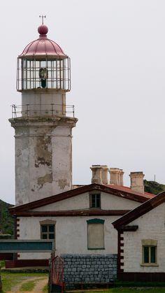 Lighthouse, Gamova Cape, Hasan, Primory, Russia- by Maxim Tupikov