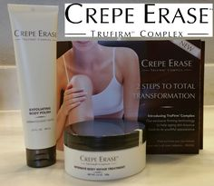 Crepe Erase First Impression on Home on Deranged @homeonderange #CrepeErase #IC #ad #skincare #antiaging #beauty #healthandwellness