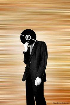 """Vinyl Head""  https://www.facebook.com/pages/Art-of-street/144938735644793?fref=ts"