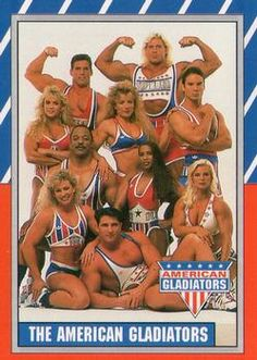 1991 Topps American Gladiators The American Gladiators Front 90s Childhood, Childhood Memories, American Gladiators, 1990s Kids, Halloween 2019, Halloween Costumes, Sports Gallery, Tv Land, First Humans
