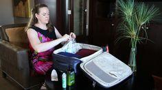 Travel Tips: TSA 3-1-1 check  liquids rule